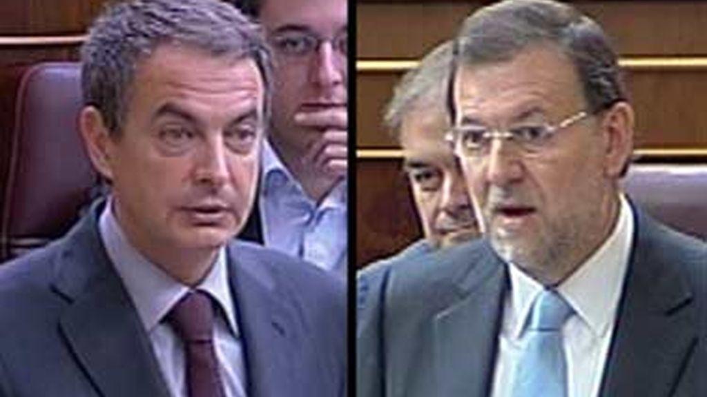 Para el 36,5% de los españoles ni Zapatero ni Rajoy ganaron el debate