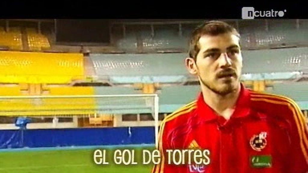 Entrevista a Iker Casillas en Viena: reminiscencias de un capitán