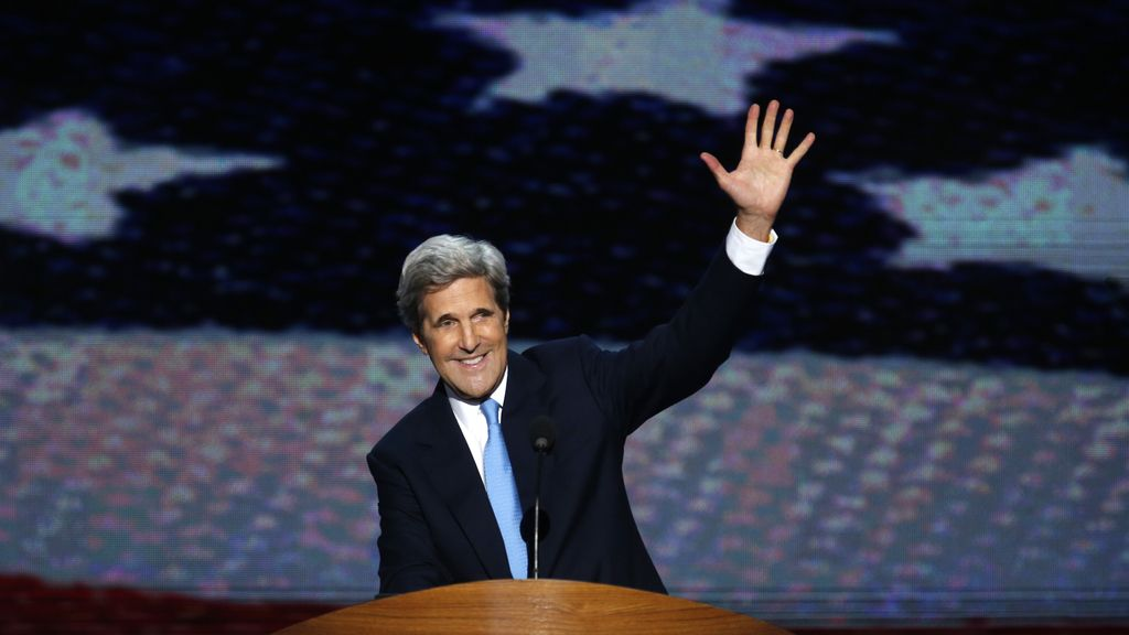 Senador EEUU John Kerry