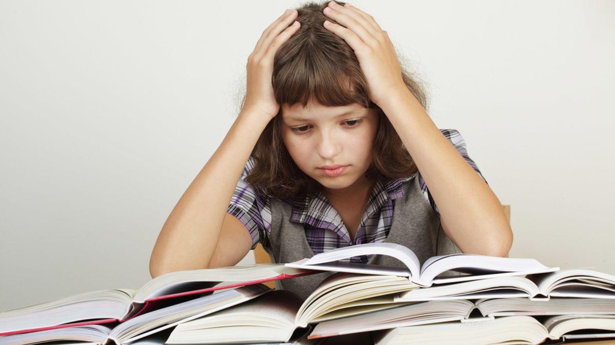 ¿Crees que los escolares españoles están sometidos a demasiada presión?