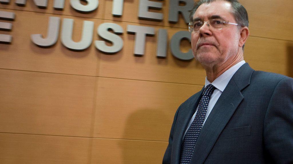 Bermejo, Ministro de Justicia