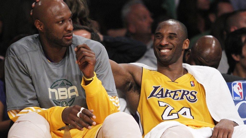Lamar Odom, NBA, Kobe Bryant