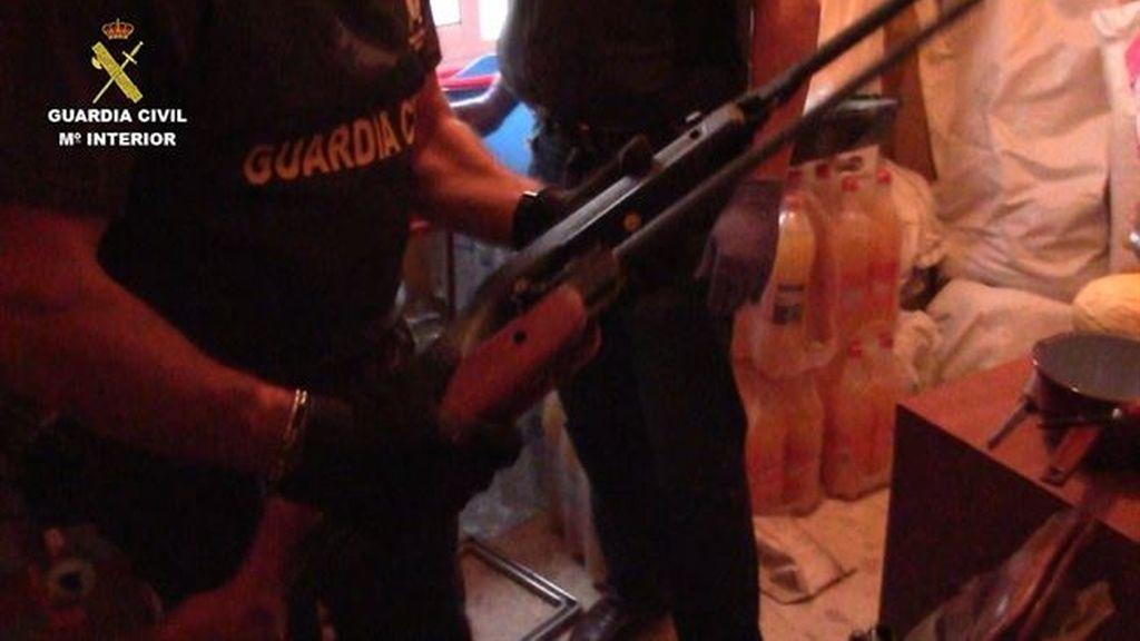 Desarticulada una banda que robaba en viviviendas de Andalucía