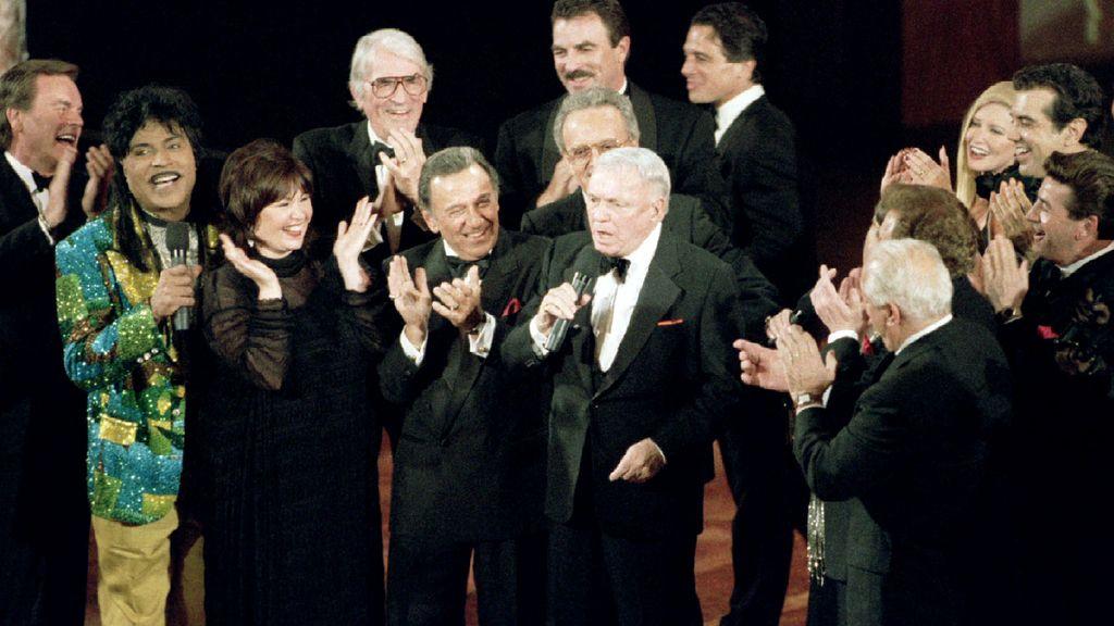 Frank Sinatra: el rostro de una 'leyenda'