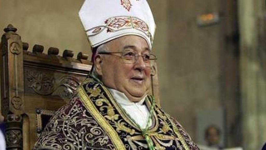 Obispo de Segovia, Ángel Rubio