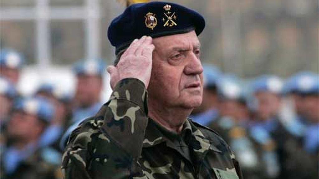 El Rey en El Líbano