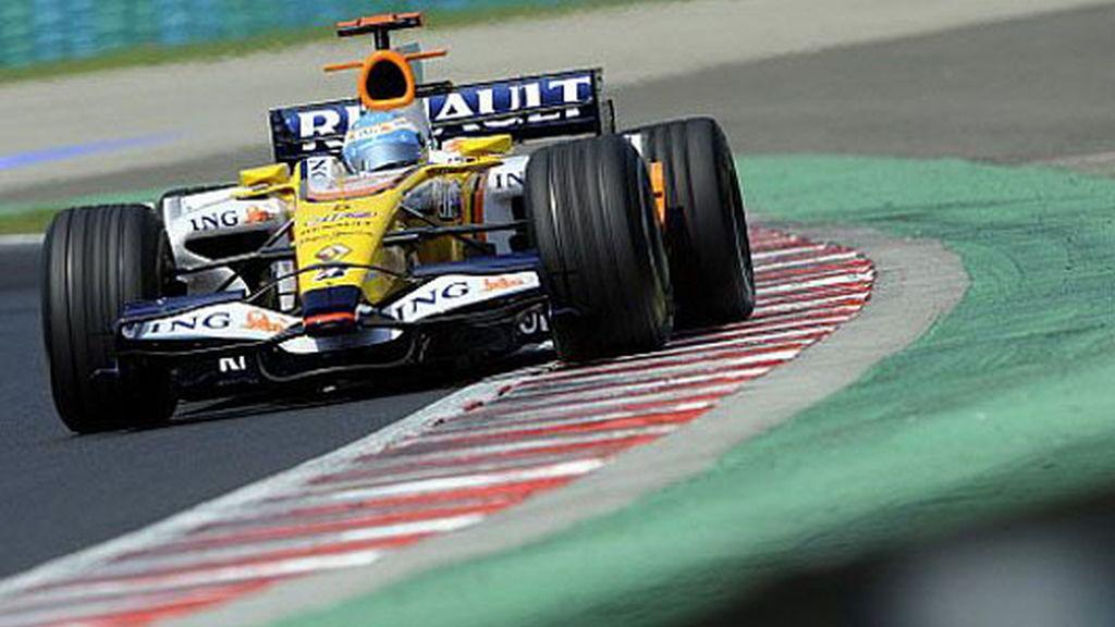 Fernando Alonso, séptimo en las clasificaciones
