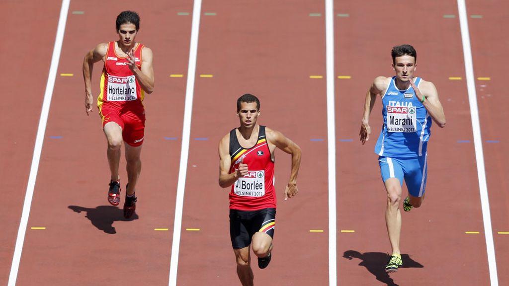 El hombre más rápido de España (24/06/2016)