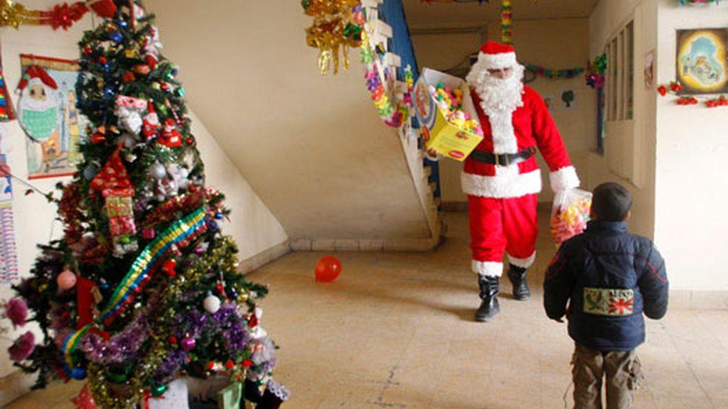 Navidad en Bagdad