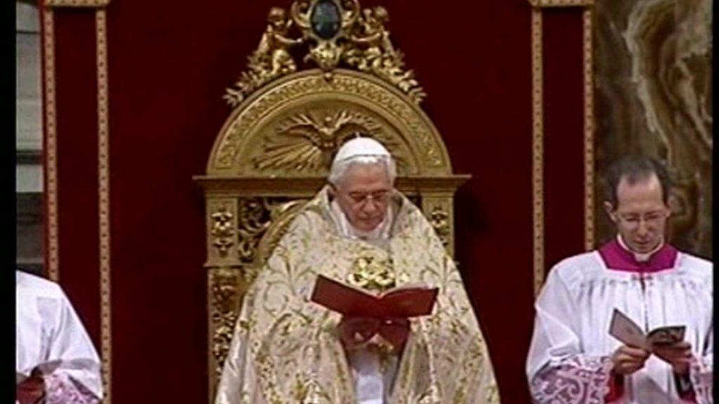El Papa inicia la Semana Santa