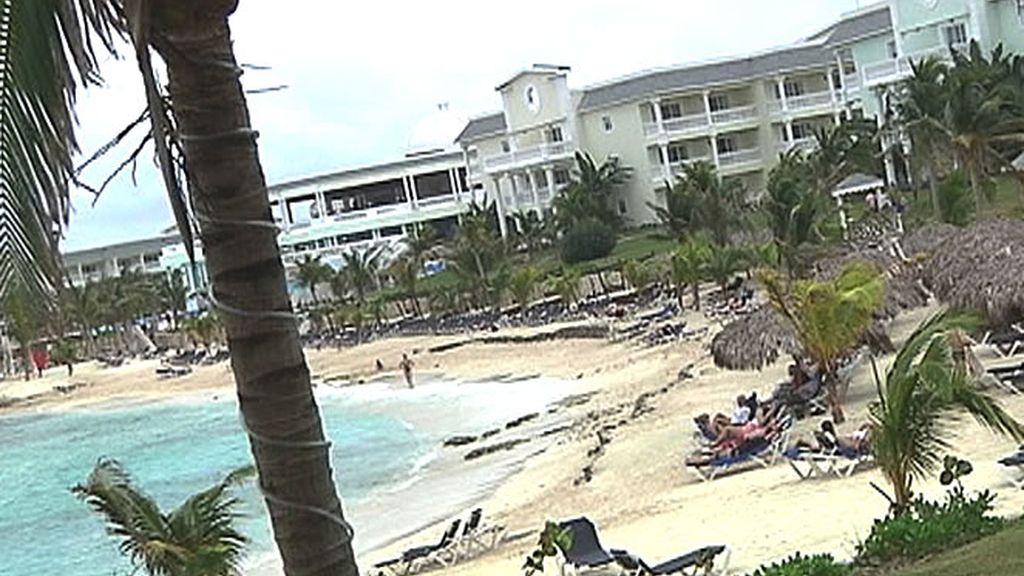 Una playa paradisíaca en Jamaica, uno de los principales atractivos turísticos del país