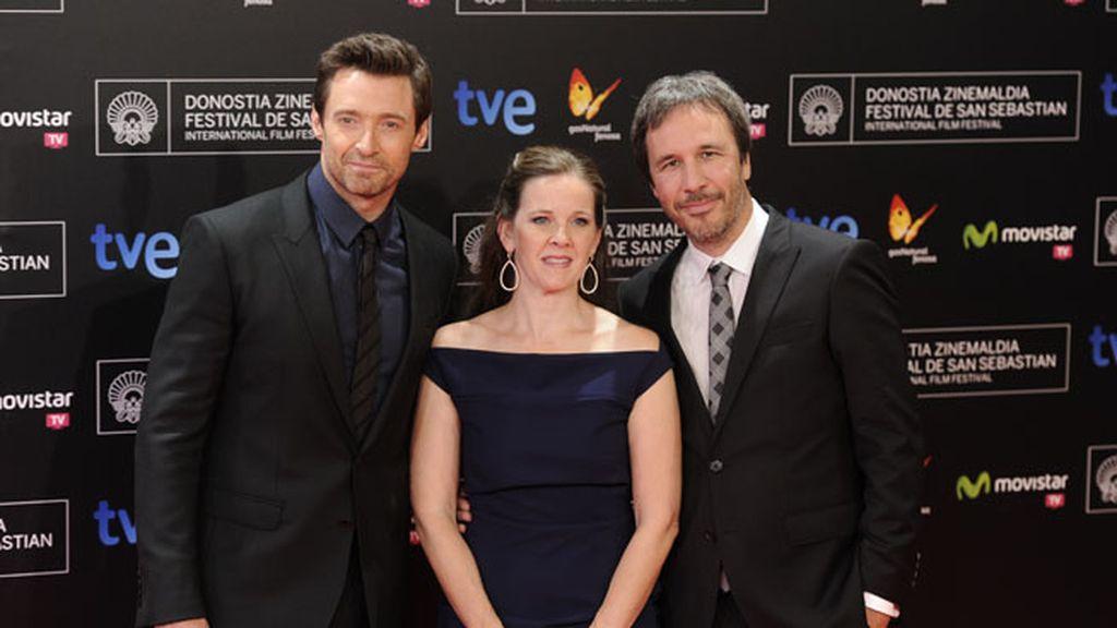 Hugh Jackman, premio Donostia en el Festival de Cine de San Sebastián