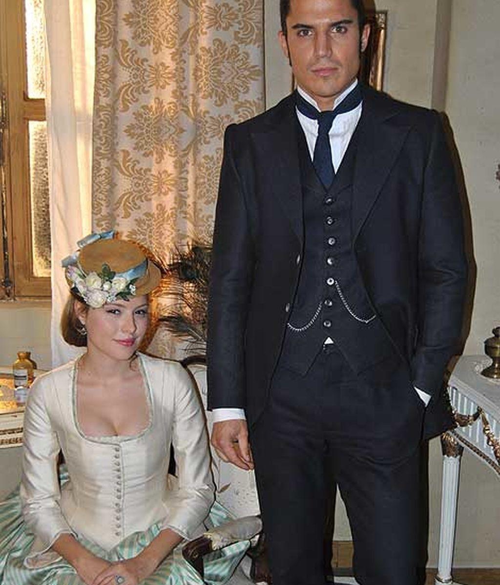 El próximo martes 19 de noviembre, los dos actores se incorporarán a la serie