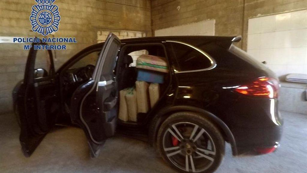 La Policía se incauta 3.6 toneladas de hachís en Cádiz