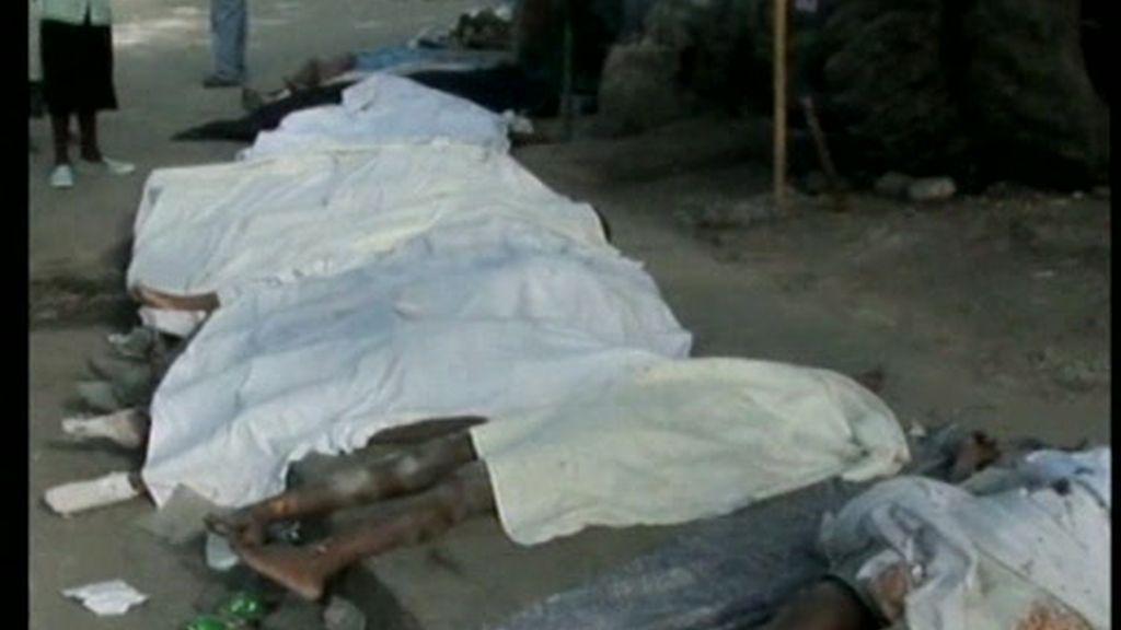 Haití, entre muertes y dolor