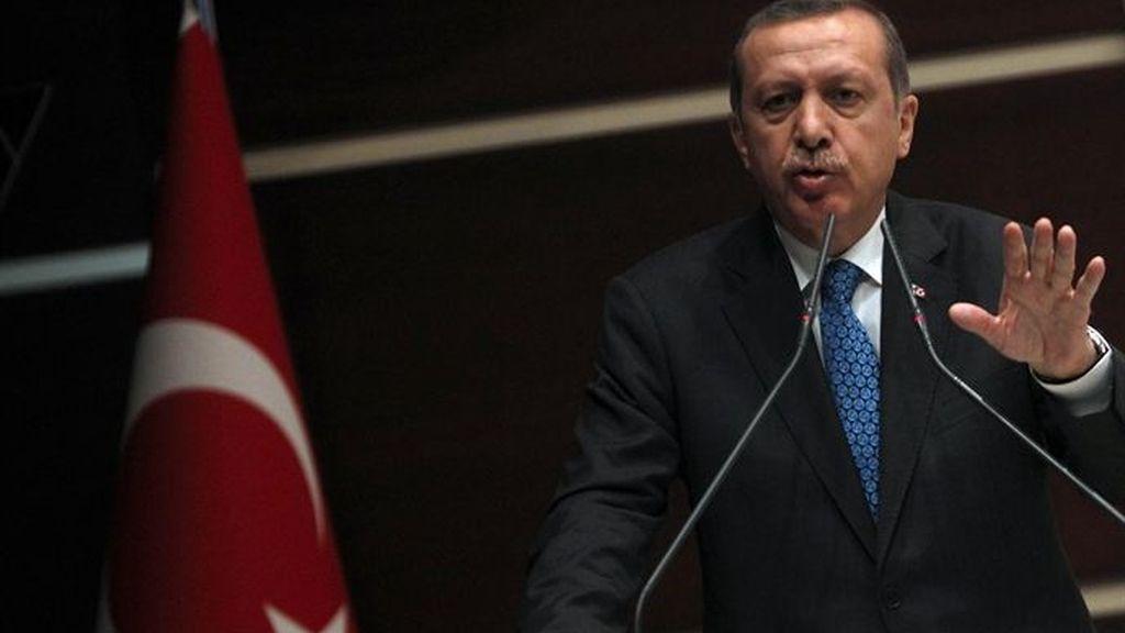 """Erdogan: """"Las manifestaciones quieren sabotear el proceso de paz con PKK"""""""