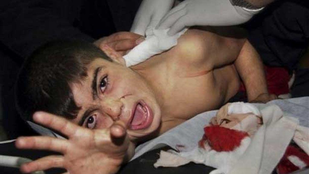 Masacre israelí en Gaza
