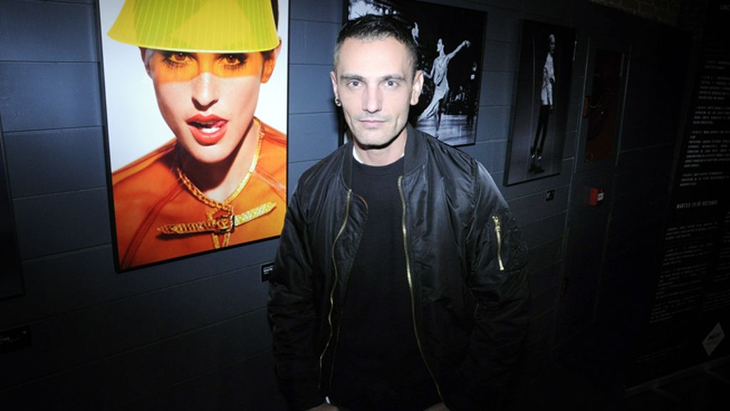David Delfín formó parte del jurado del Madrid Fashion Film Festival