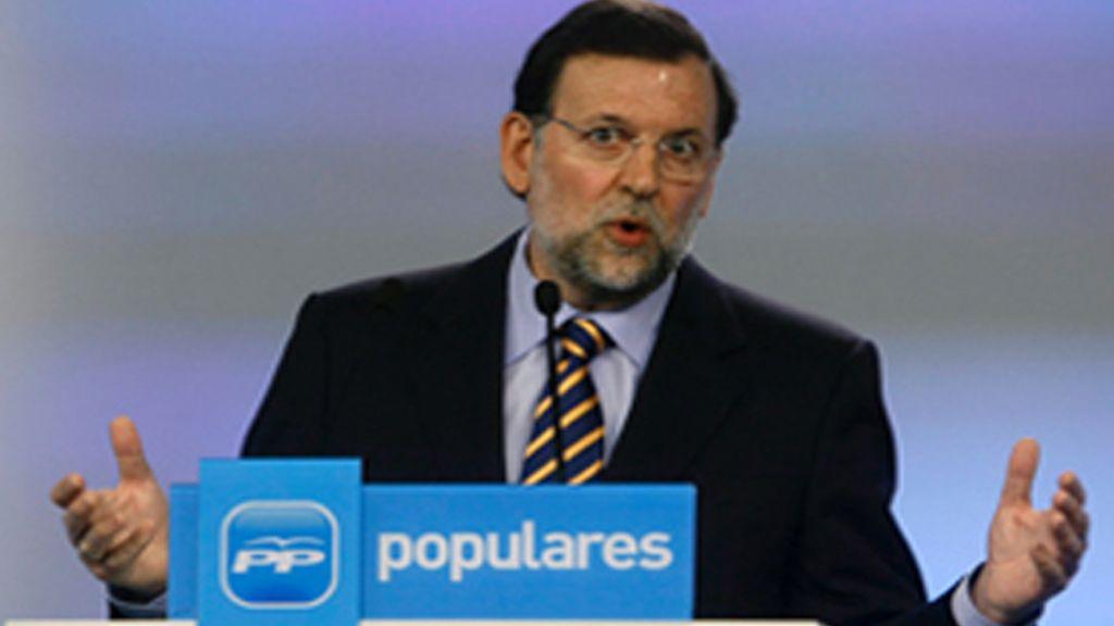 """Rajoy apoya al alcalde de Valladolid a través de un """"SMS"""""""