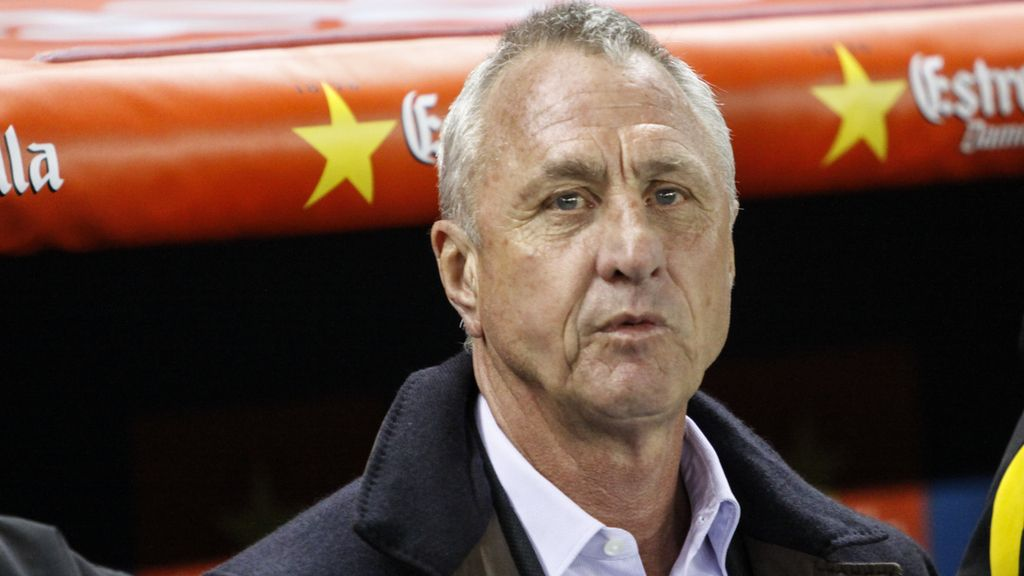 Johan Cruyff, Barça, Cancer