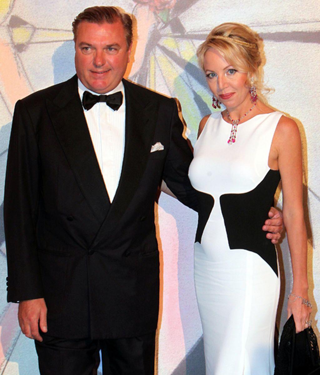 Carlos y Camilla de Borbón Dos Sicilias