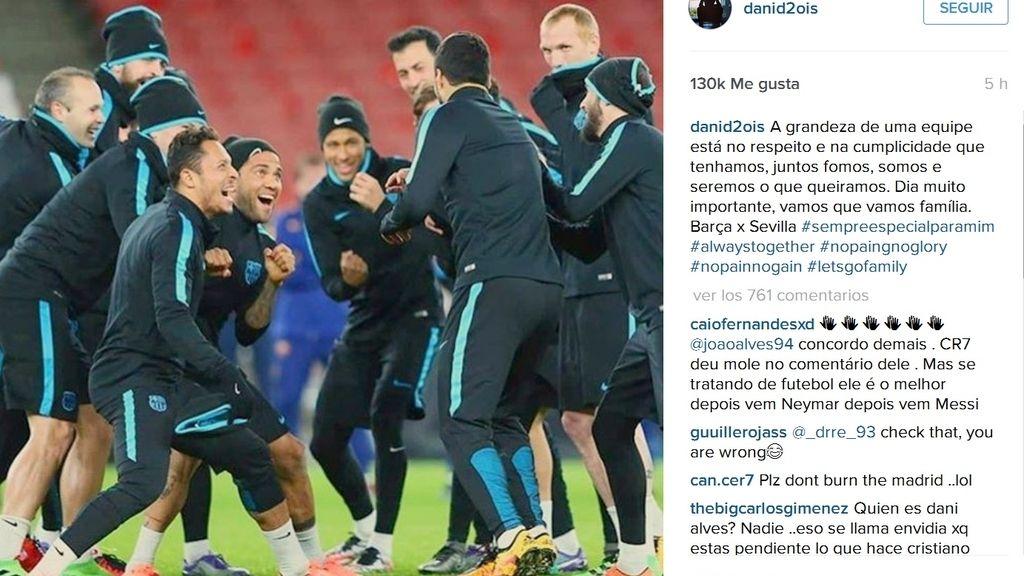 instagram Alves