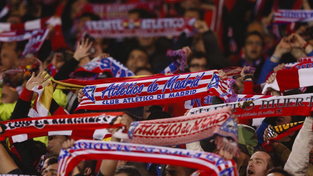 Esfuerzo, pasión, compañerísmo... el Atlético pasa a 'semis'