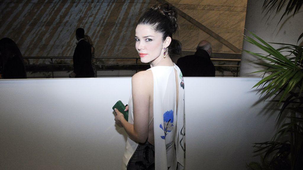 Juana Acosta, espectacular con este Dior