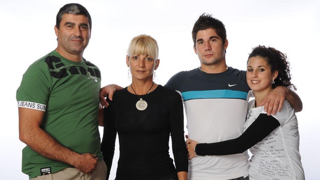 Familia Segura Romero