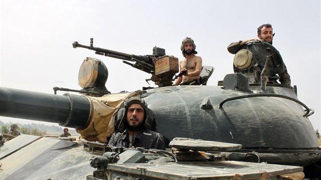 Apuntan a la presencia de militares norcoreanos en Siria