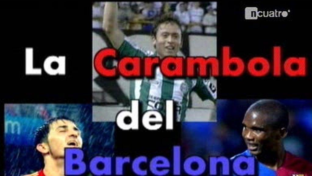 La carambola del Barcelona
