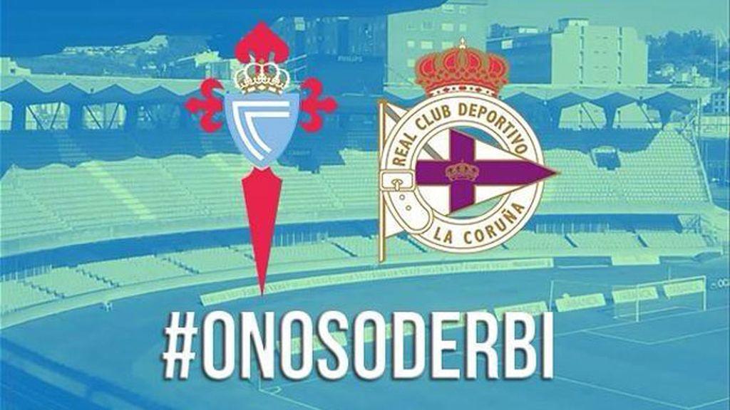 #ONosoDerbi