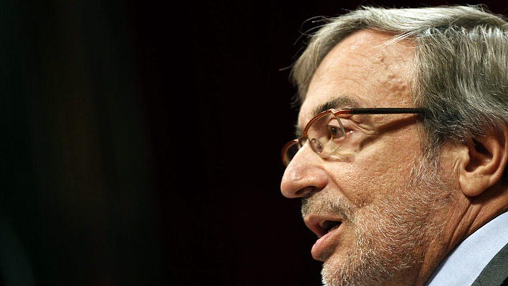 El diputado del PSC en el Parlament Xavier Sabaté