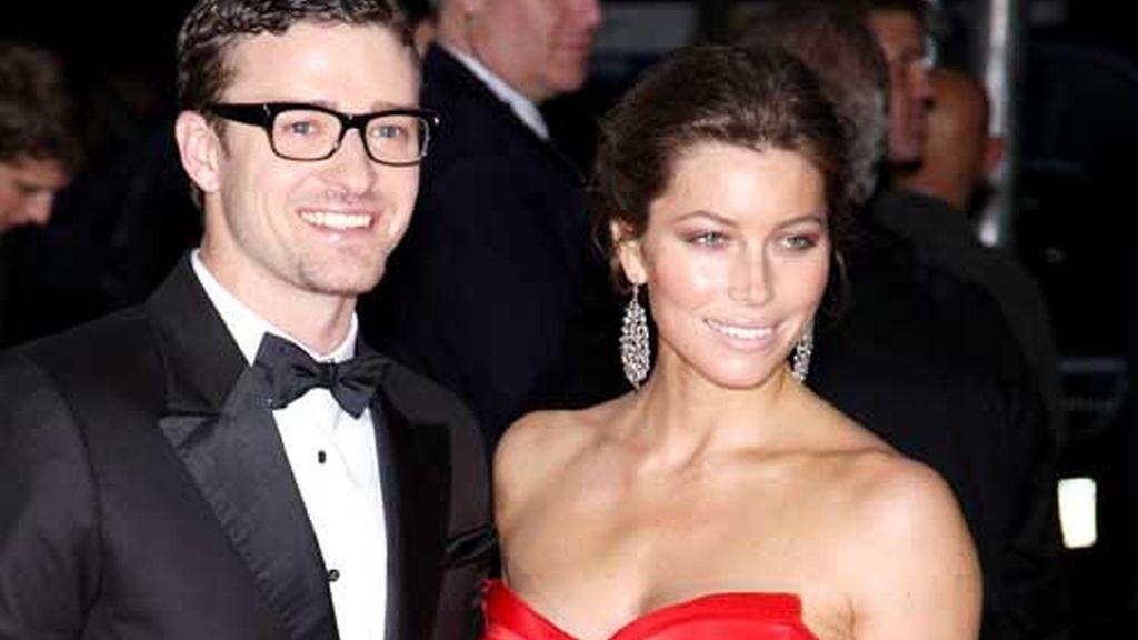 Timberlake y Biel: su ex relación, en imágenes