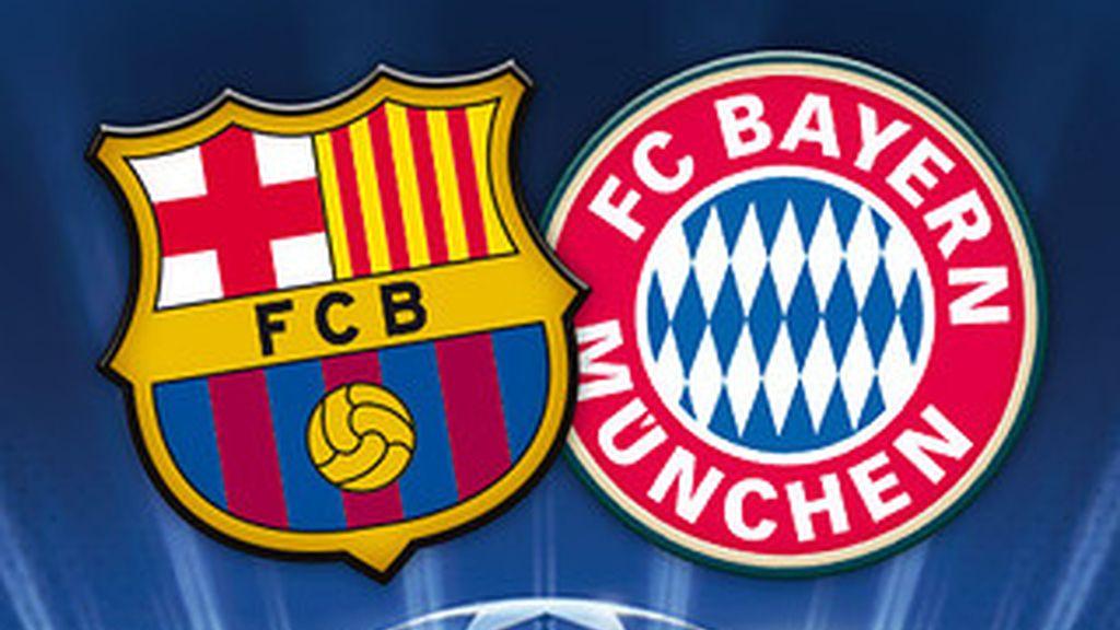 ¡¡2 ENTRADAS DOBLES FC Barcelona-Bayern de Múnich+200 €!!
