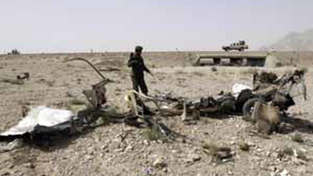 Hallados los cuerpos de once médicos al noreste de Afganistán