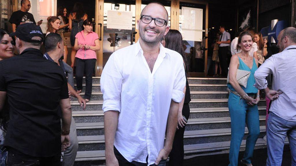 """El director Fernando Gómez Molina nos comentó que le gustaría trabajar con un presupuesto tan elevado como el de las superproducciones al estilo """"El caballero oscuro""""."""