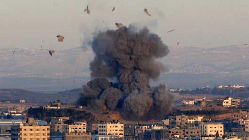 Invasión israelí de Gaza