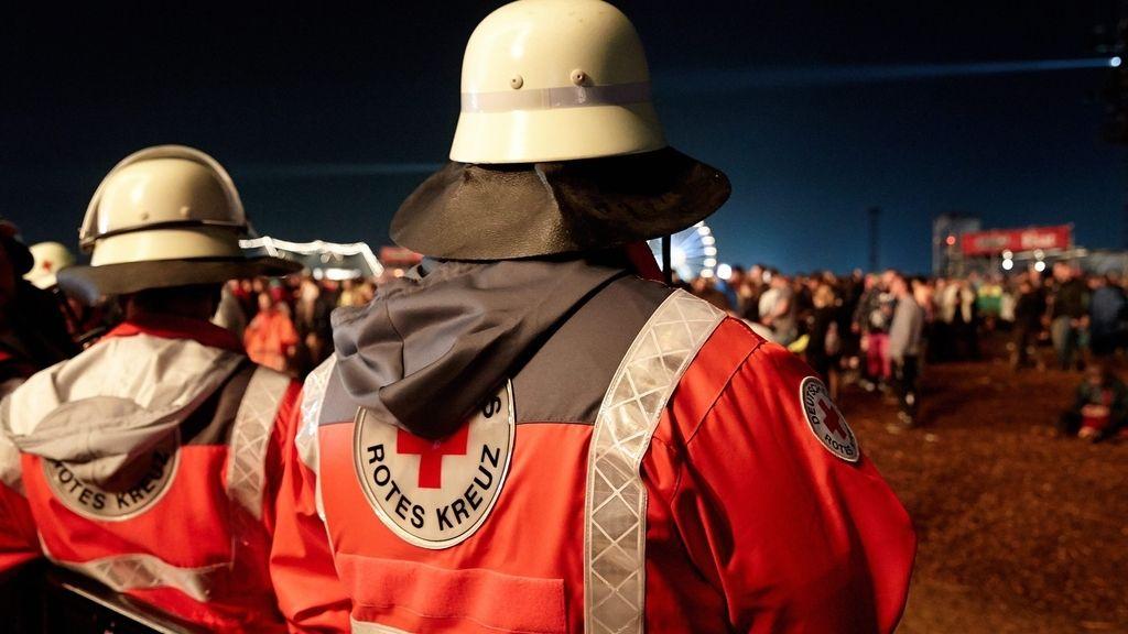 Los impactos de relámpagos durante el festival Rock am Ring dejan 71 heridos
