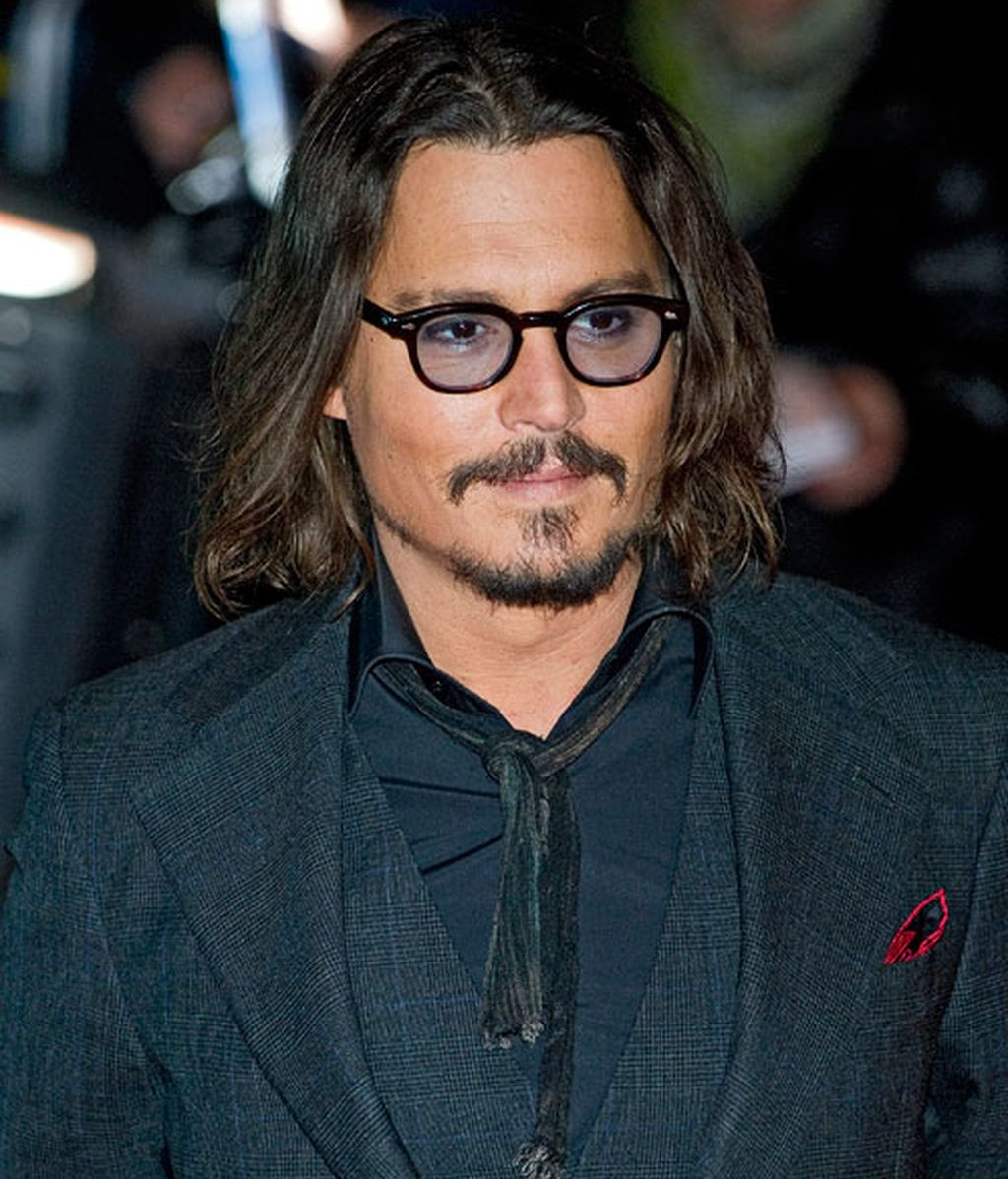 Famosos en masa para ver a Angelina Jolie, Johnny Depp y Brad Pitt
