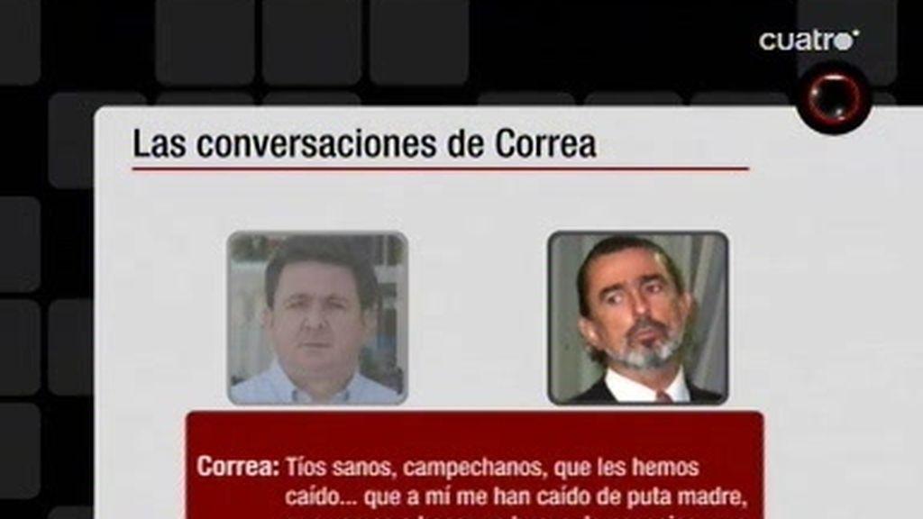 Trama Gürtel, cerco al PP: Las grabaciones inéditas de Francisco Correa