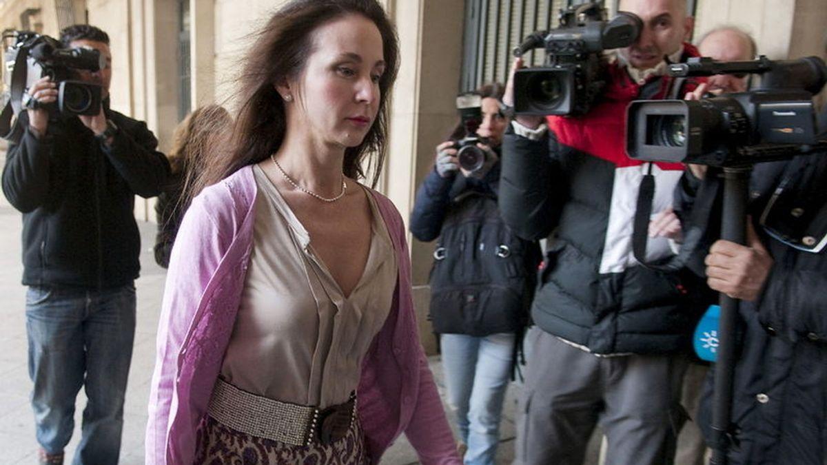 La juez del casco de los ERE Mercedes Alaya