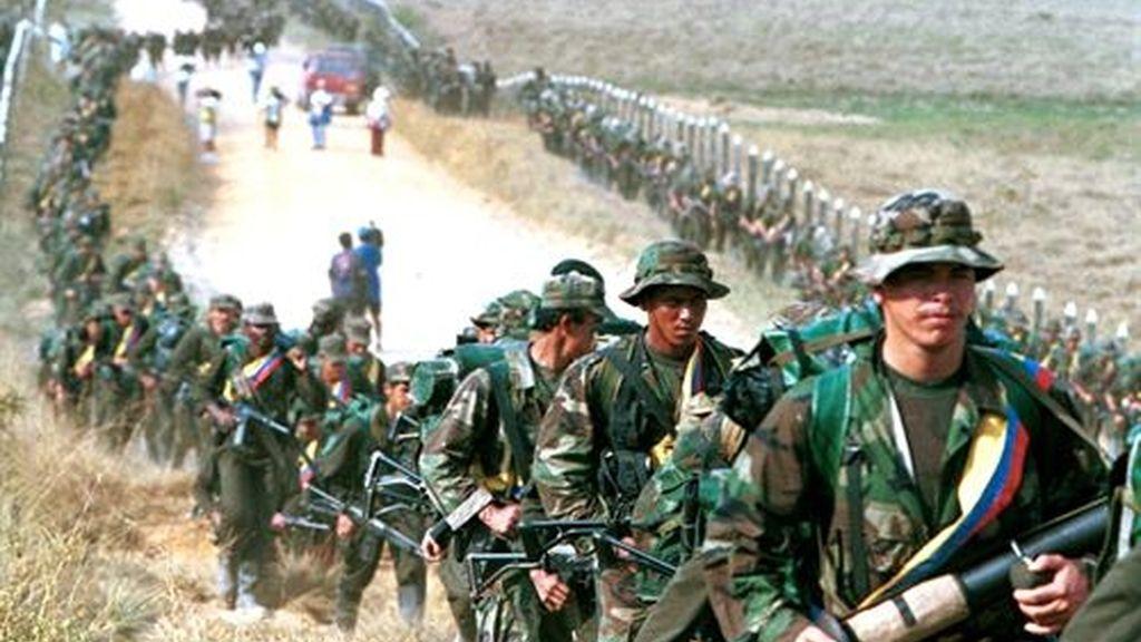 Fuerzas Armadas Revolucionarias de Colombia (FARC) (Reuters)