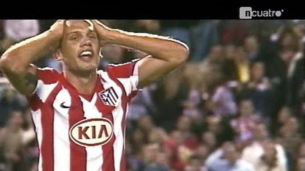 La afición del Atlético está muy mosqueada