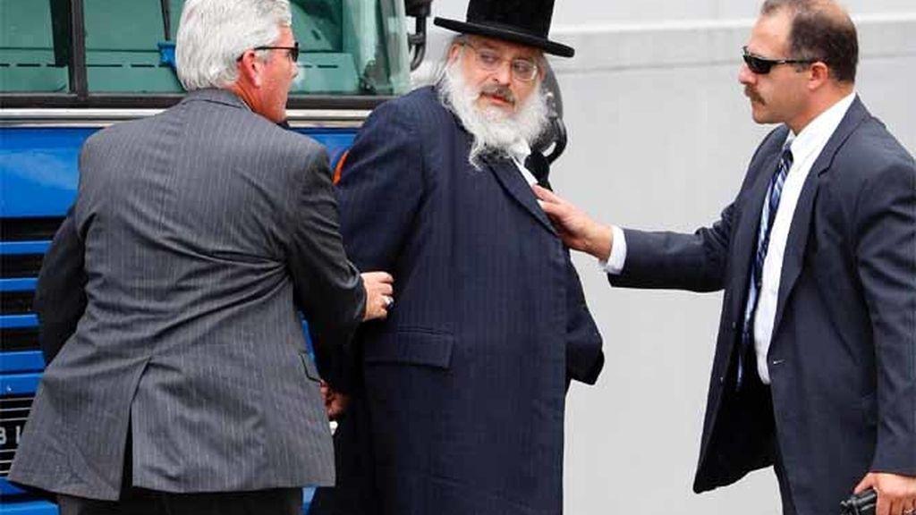 Un rabino es llevadoa la corte federal de Newark tras ser arrestado en Nueva Jersey