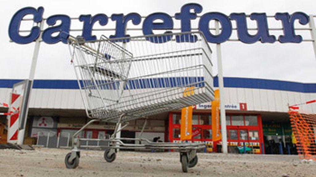 Carrefour reduce el precio de las bolsas
