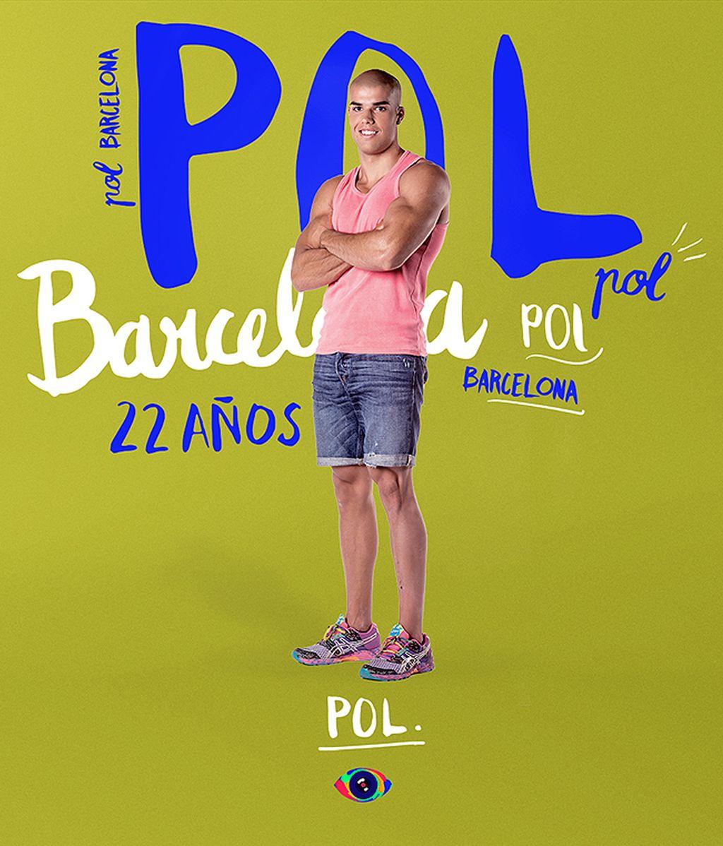 Pol, 32 años (Barcelona)