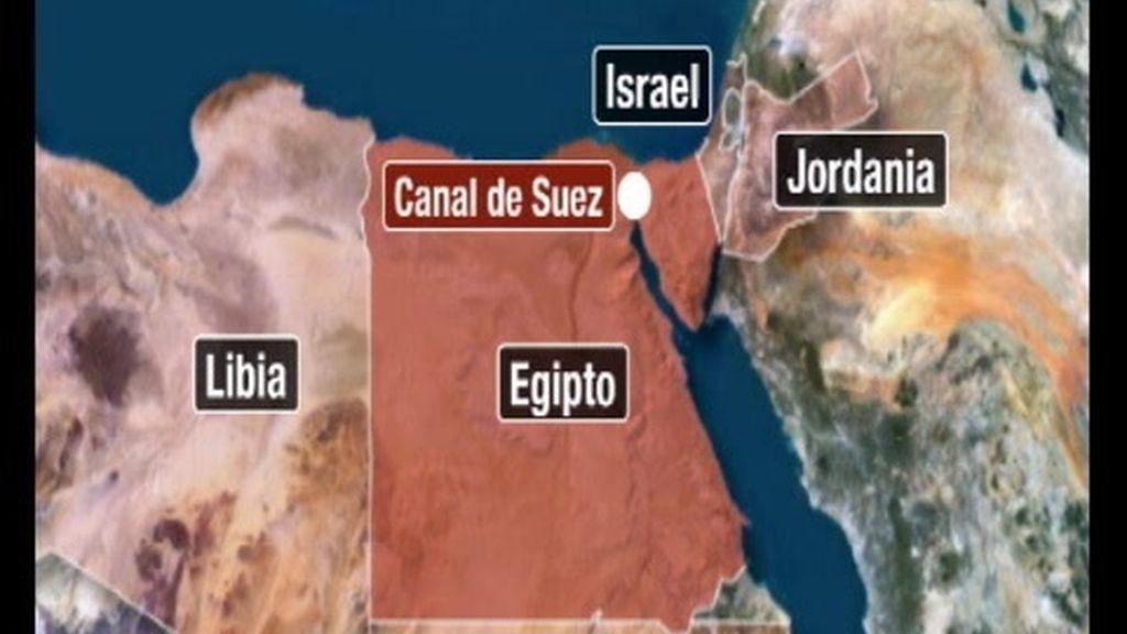 Egipto, un país estratégico