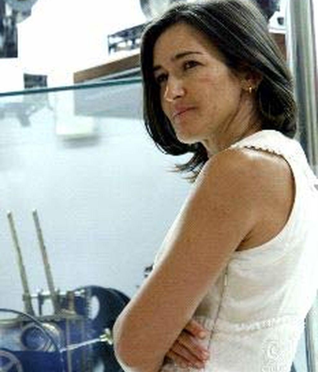 Imagen de archivo de la nueva ministra de Cultura, Ángeles González-Sinde. Foto: EFE.