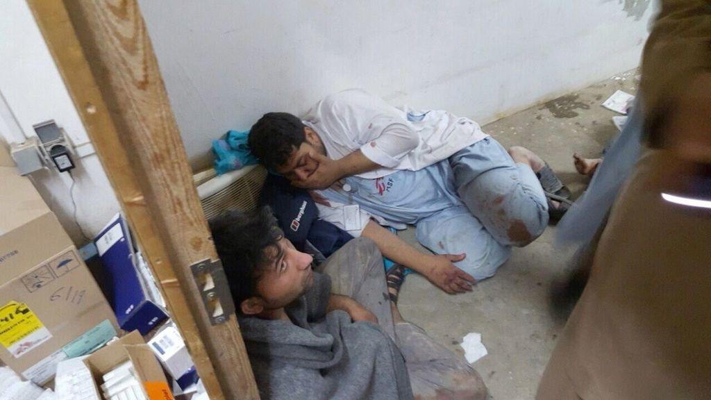 """La ONU denuncia el carácter """"posiblemente criminal"""" del bombardeo del hospital de MSF"""